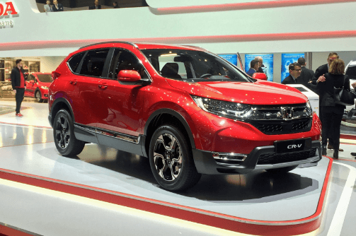 2020 Honda CRV Price, Interiors and Release Date