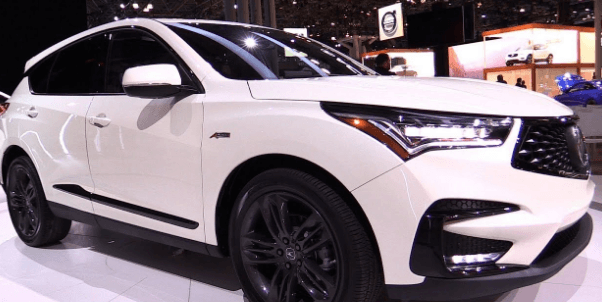 2021 acura rdx changes  specs and redesign