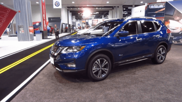 2020 Nissan Rogue Hybrid Changes, Specs and Release Date