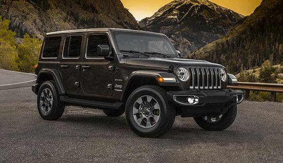 2021 Jeep Wrangler Hybrid Diesel Rumors, Price and Redesign