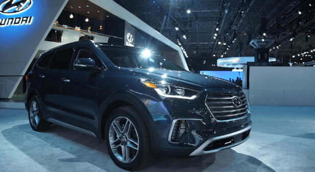 2020 Hyundai Santa Fe Price, Changes and Release Date