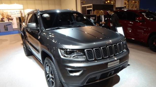 2021 Jeep Grand Cherokee Rumors, Styling and Release Date