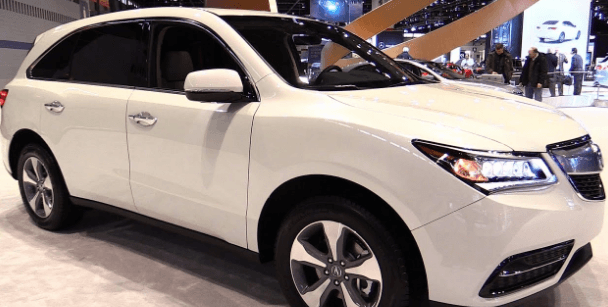 2021 Acura MDX Price, Interiors and Release Date