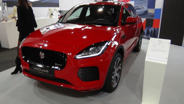 2021 Jaguar E-Pace Price, Redesign and Release Date