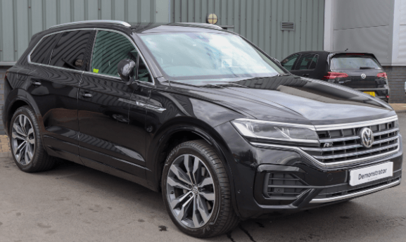 2020 VW Touareg Engine, Changes and Redesign