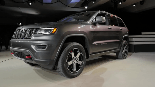 2021 Jeep Grand Wagoneer Interiors, Exteriors and Release Date