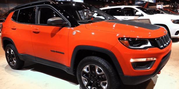 2020 Jeep Compass Price, Engine and Release Date