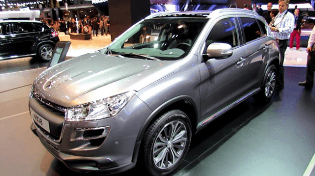 2021 Peugeot 4008 Price, Interior and Release Date