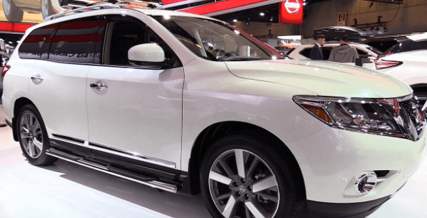 2020 Nissan Pathfinder Platinum Changes, Interiors And Release Date