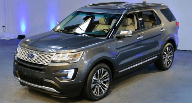 2021 Ford Explorer Price, Redesign and Release Date