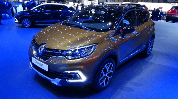 2021 Renault Captur Interiors, Exteriors and Price