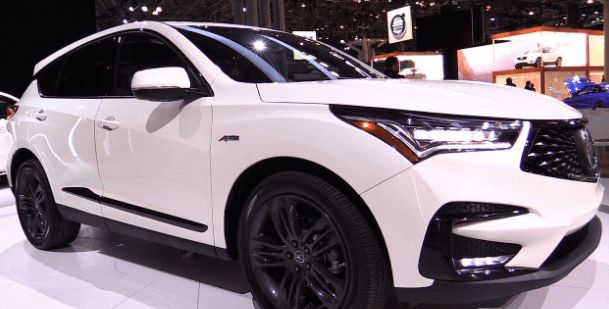 2020 Acura CDX Price, Interiors and Release Date