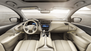 2020 Nissan Murano Specs, Interiors and Release Date