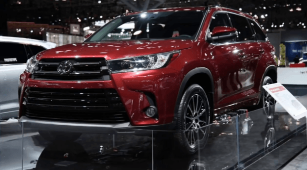 2021 Toyota Highlander Redesign, Changes and Redesign