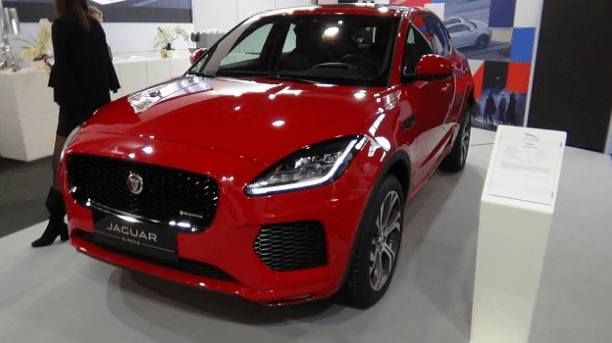 2020 Jaguar EPace Price, Redesign and Release Date
