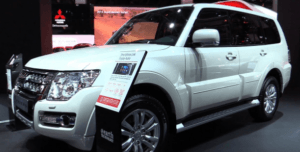 2020 Mitsubishi Pajero Sport Specs, Rumors and Release Date