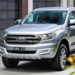 2020 Ford Everest Concept, Exterior And Price