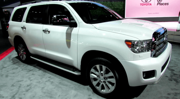 2020 Toyota Sequoia Changes, Specs and Redesign