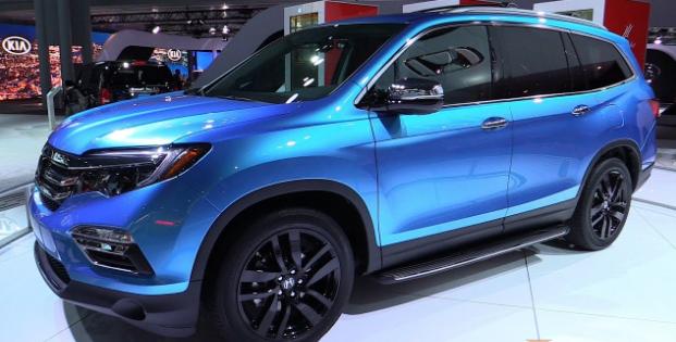 2021 Honda Pilot Price, Interiors and Release Date
