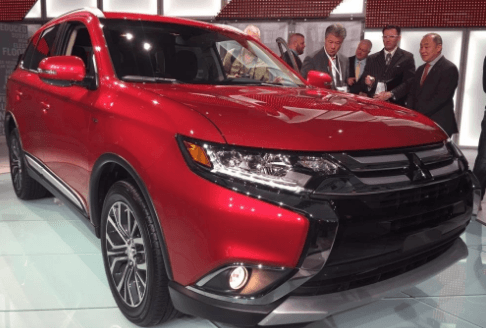 2020 Mitsubishi Outlander Specs, Interiors and Release Date