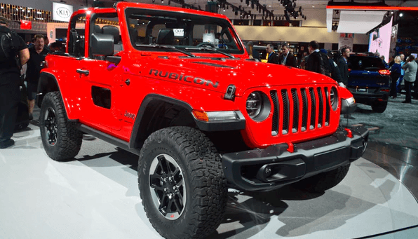 2021 jeep wrangler redesign  price and release date