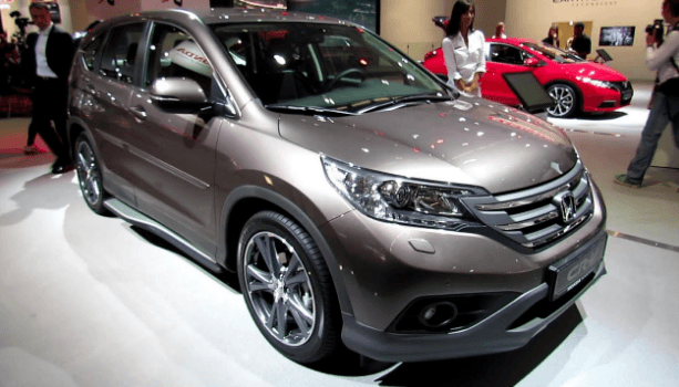 2021 Honda CRV Hybrid, Redesign and Release Date