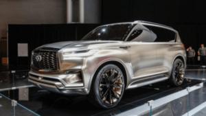 2020 Infiniti QX80 Price, Engine and Concept