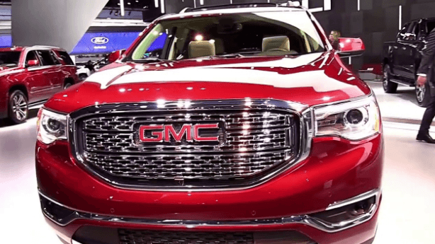 2021 GMC Acadia Denali Specs, Interiors and Release Date