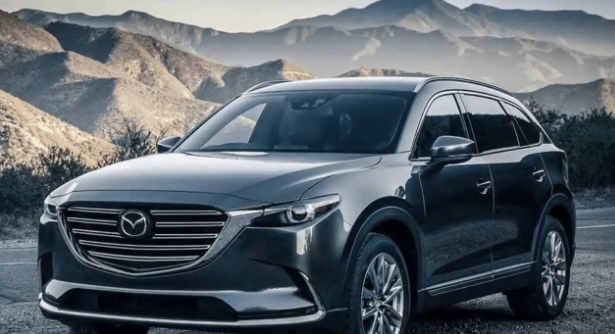 2020 Mazda Cx9 Tech Price Redesign And Release Date Best New Suvs
