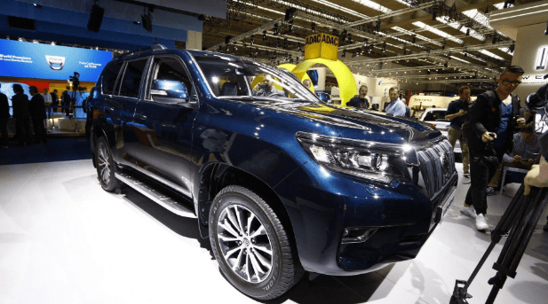 2020 Toyota Land Cruiser Changes, Price and Release Date