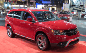 2020 Dodge Journey Changes, Price and Redesign