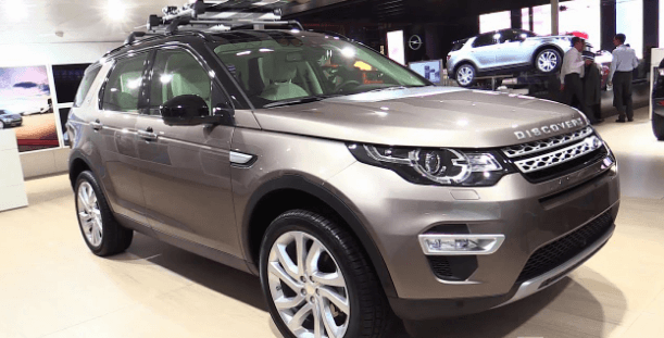 2020 Land Rover Discovery Price, Rumors And Specs