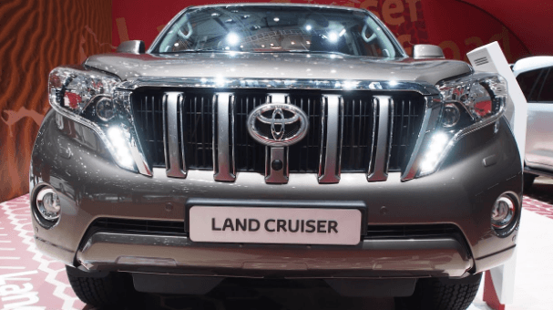 2020 Toyota Land Cruiser Prado Price, Interiors And Release Date