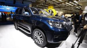 2020 Toyota Land Cruiser Prado Price, Interiors and Release Date