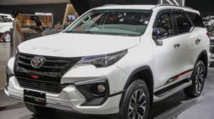 2020 Toyota Fortuner Price, Interiors and Rumors
