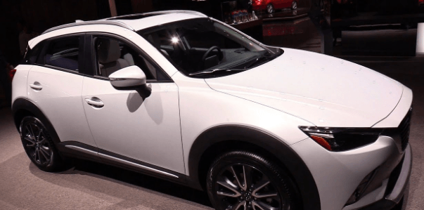 2020 Mazda CX3 Price, Interiors, and Release Date
