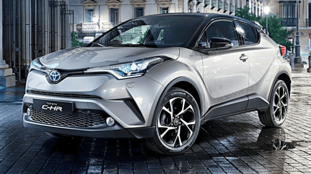 2020 Toyota CHR Changes, Rumors and Release Date