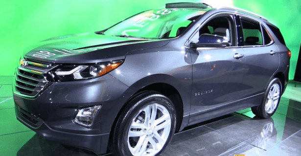 2020 Chevy Equinox Interiors, Specs and Redesign