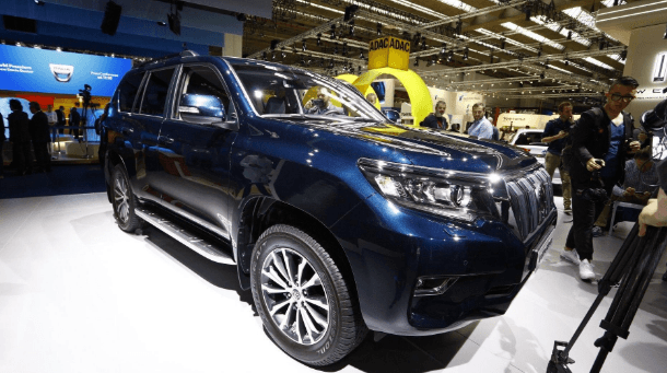 2021 Toyota Land Cruiser Specs, Exteriors and Price