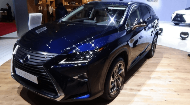 2020 Lexus RX 450h Price, Interiors and Release Date