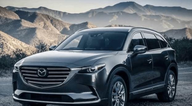 2021 Mazda CX9 Interiors, Specs and Redesign