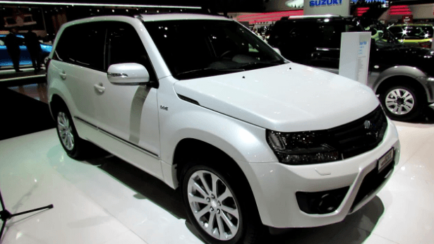 2020 Suzuki Grand Vitara Redesign, Changes and Price