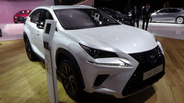 2020 Lexus NX Changes, Rumors and Release Date