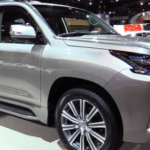 2020 Lexus LX 570 Interiors, Specs and Redesign