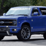 2021 Ford Bronco 4-door SUV Redesign, Specs and Release Date