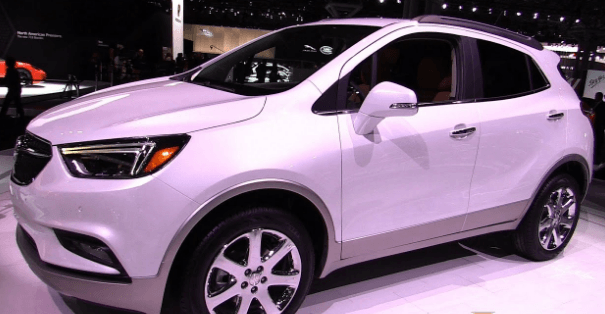 2021 Buick Encore Changes, Price and Release Date