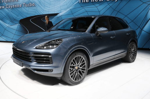 2020 Porsche Cayenne Features, Changes and Release Date