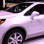 2020 Buick Encore Engine, Concept and Powertrain