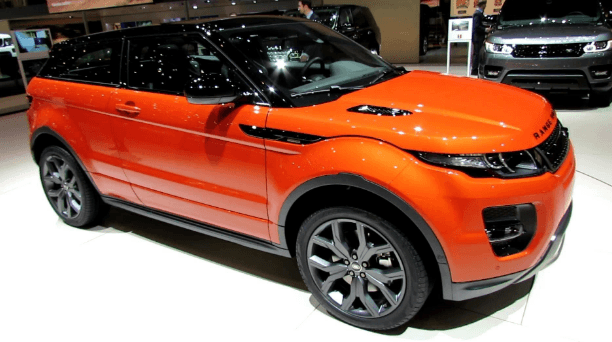 2021 Range Rover Evoque Price, Interiors and Release Date