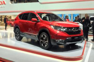 2021 Honda CR-V Rumors, Interiors and Price